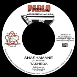 "Rasheda - Shashamane (7""..."