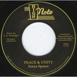 Sonya Spence ‎– Peace &...