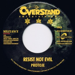 Protoje ‎– Resist Not Evil...