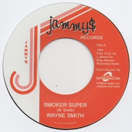 Wayne Smith ‎– Smoker Super...