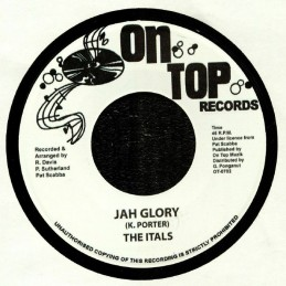 "The Itals ‎– Jah Glory (7""..."
