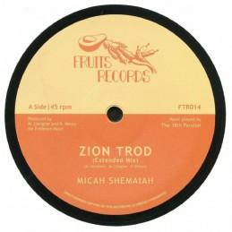 Micah Shemaiah – Zion Trod...