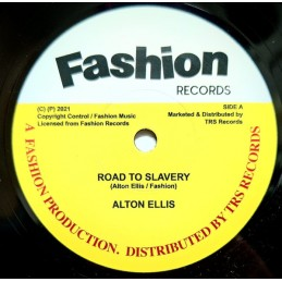 Alton Ellis ‎– Road To...