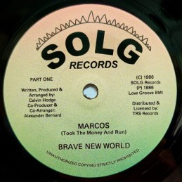Brave New World ‎– Marcos...