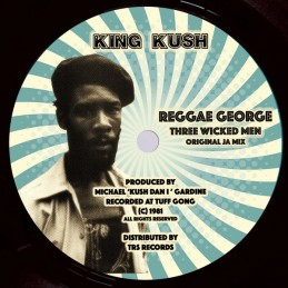 Reggae George ‎– ‎Three...