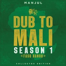 Manjul – Dub To Mali 1 (LP...