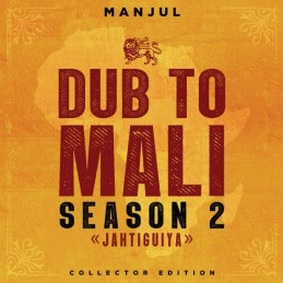 Manjul – Dub To Mali 2 (LP...