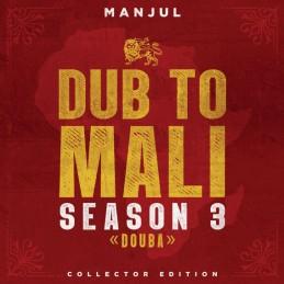 Manjul – Dub To Mali 3 (LP...