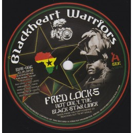 Fred Locks / I David ‎– Not...