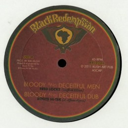 Fred Locks ‎– Bloody And...