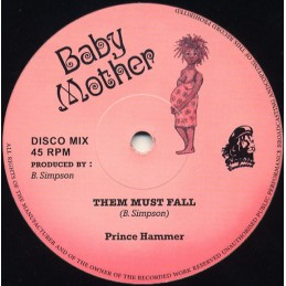 Prince Hammer ‎– Them Must...
