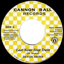 Devon Irons – Last None...