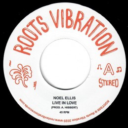Noel Ellis ‎– Live In Love...