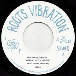 Winston Jarrett ‎– Work Up...