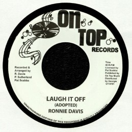 Ronnie Davis - Laugh It Off...