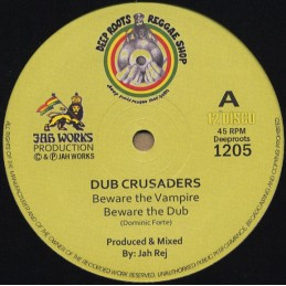 Dub Crusaders ‎– Beware The...