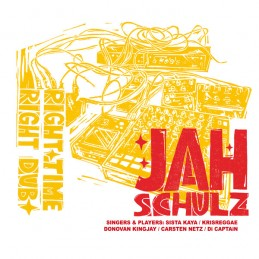 Jah Schulz ‎– Right Time -...