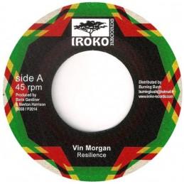 Vin Morgan – Resilience...