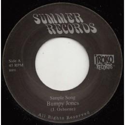 Bumpy Jones – Simple Song...