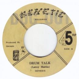 """Genesis – Drum Talk (7""""..."""