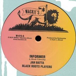 Jah Batta, Black Roots...