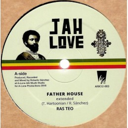 Ras Teo ‎– Father House /...