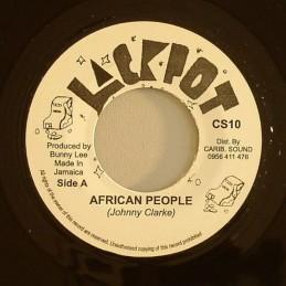 Johnny Clarke - African...