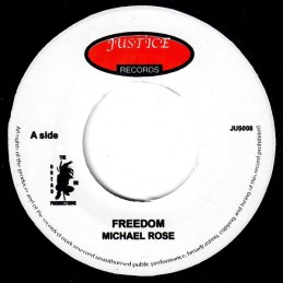 "Michael Rose - Freedom (7""..."