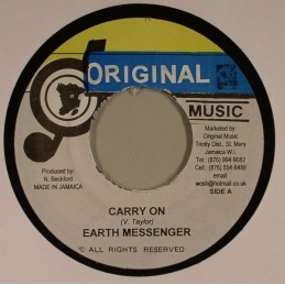 Earth Messenger - Carry On...