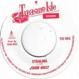 John Holt – Stealing / Ali...