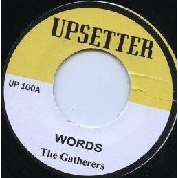 "The Gatherers - Words (7""..."