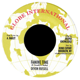Devon Russell - Famine Time...