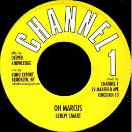 "Leroy Smart - Oh Marcus (7""..."