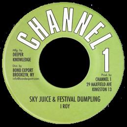 I Roy - Sky Juice &...