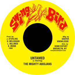 Mighty Abidjans - Untamed...