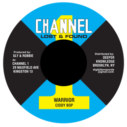 "Ciddy Bop - Warrior 7""..."