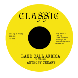 Anthony Creary - Land Call...