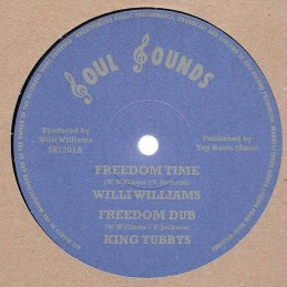 Willi Williams ‎– Freedom...