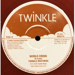 Twinkle Brothers ‎– World...