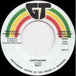 "Ruxy – Earthquake (7"" GT)"
