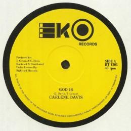 "Carlene Davis - God Is (12""..."