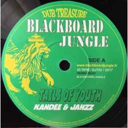 Kandee Dub & Jahzz – Tails...