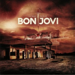 The Many Faces Of Bon Jovi...