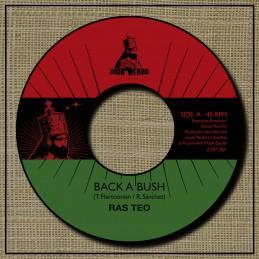 "Ras Teo - Bush A Back (7""..."