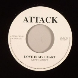 Leroy SMART - Love In My...