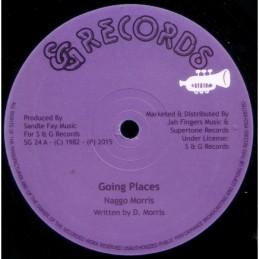 Naggo Morris – Going...