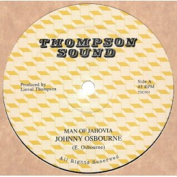 Johnny Osbourne ‎– Man Of...