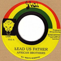 African Brothers ‎– Lead Us...
