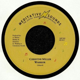 Christine Miller ‎– Warrior...