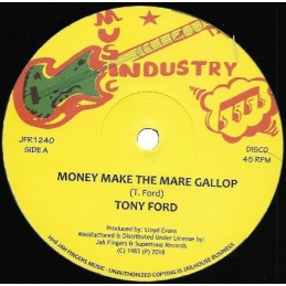 Tony Ford ‎– Money Make The...